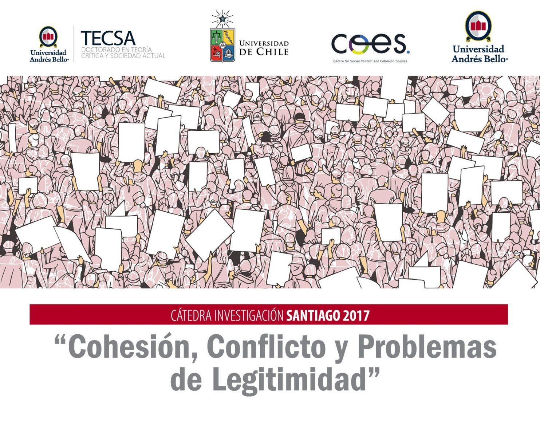 Cátedra Investigación Santiago]: Centroderecha chilena: anatomía y ...