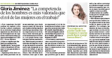 Gloria Jiménez: